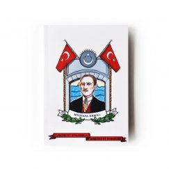 M. Kemal Çizgisiz Defter (A5)