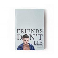 Friends Don't Lie I Çizgisiz Defter (A5)