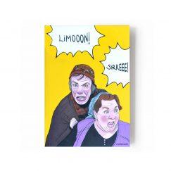 Limon vs. Sirke Çizgisiz Defter (A5)
