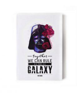 Rule the Galaxy Çizgisiz Defter (A5)