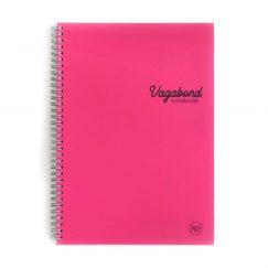 Vagabond Pink Noktalı Defter (A4)