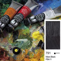 Cezanne Extra Fine Yağlı Boya 45 ml Mars Black 791