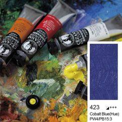Cezanne Extra Fine Yağlı Boya 45 ml Cobalt Blue Hue 423