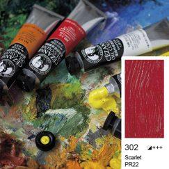 Cezanne Extra Fine Yağlı Boya 45 ml Scarlet 302