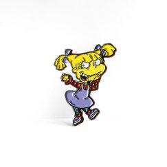 """""""Rugrats"""" Angelica Broş"""