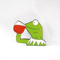 """""""Muppet"""" Tasarımlı Broş"""