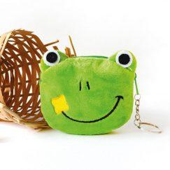 Kurbağa Görünümlü Cüzdan