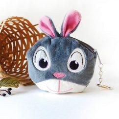 Tavşan Görünümlü Cüzdan
