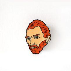 """""""Van Gogh"""" Broş"""