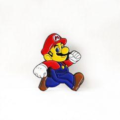 """""""Mario"""" Broş"""