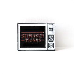 """Stranger Things"" Tasarımlı Broş"