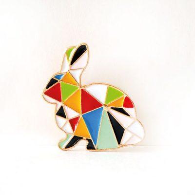 """""""Tavşan"""" Broş"""