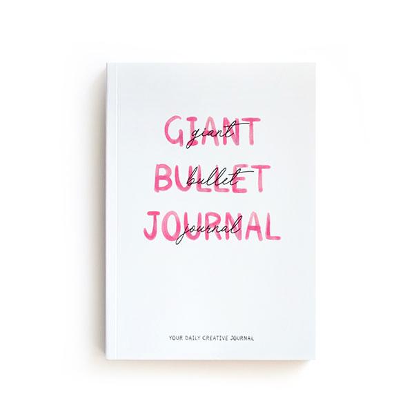 Giant Bullet Journal Noktalı A5 Defter